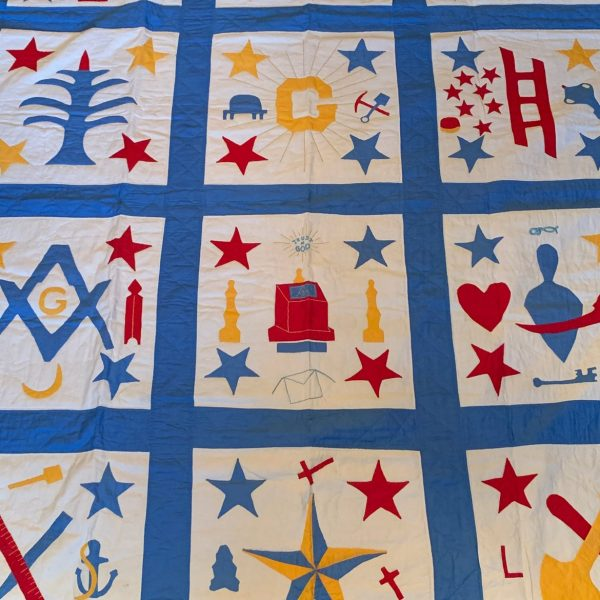 Masonic Quilt