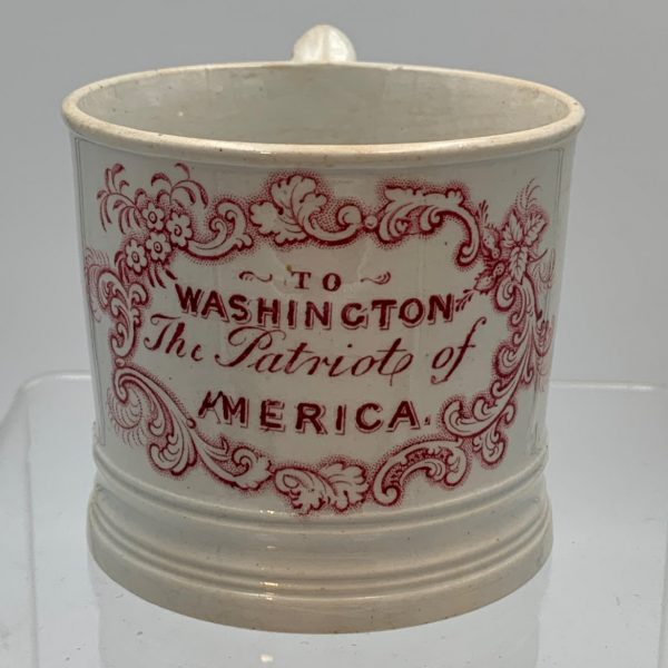 To Washington the Patriot of America, Child's mug