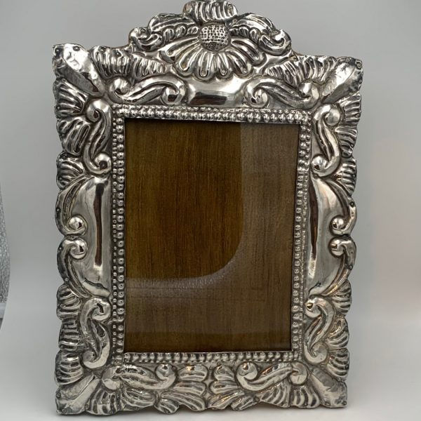 Mexican Sterling Silver Picture Frame