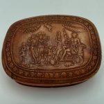 image of A Fabulous China Trade Lacquerware Box