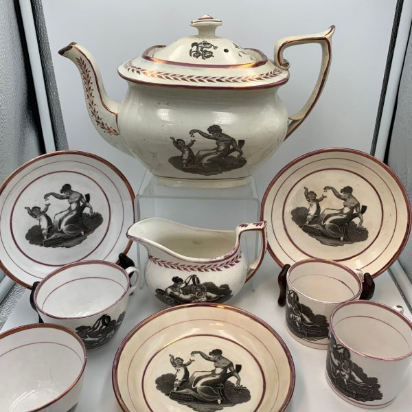 English Neoclassical Porcelain