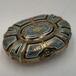 image of Coquilla Nut Box with Christian Motifs