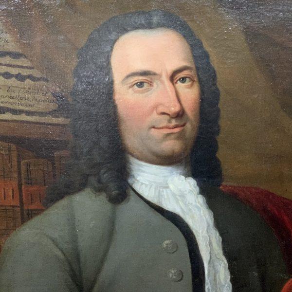18th Century French Lawyer [Avocat] Portrait