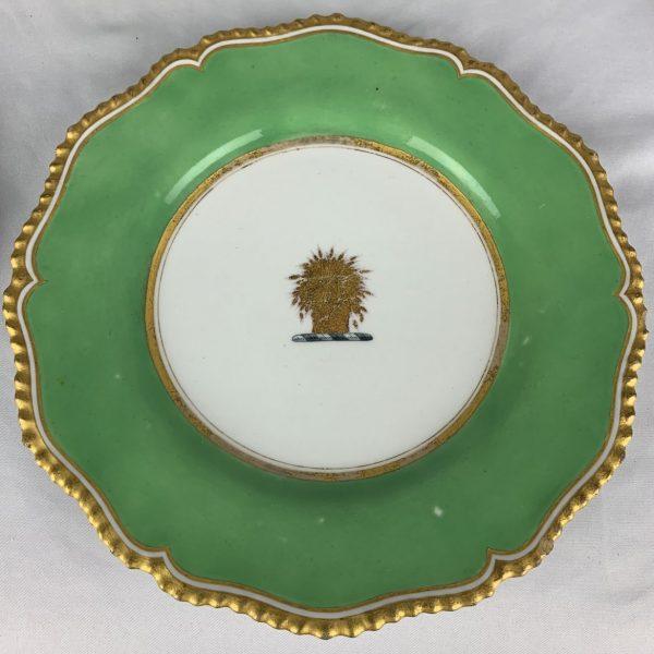 Flight, Barr & Barr, Worcester Porcelain Plates