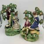 image of Rockingham Pottery Furniture Supports