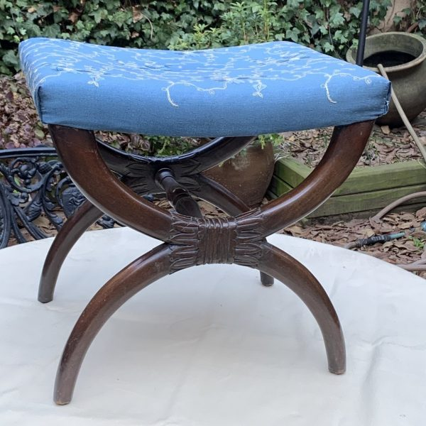 French Directoire Tabouret in the Manner of Georges Jacob