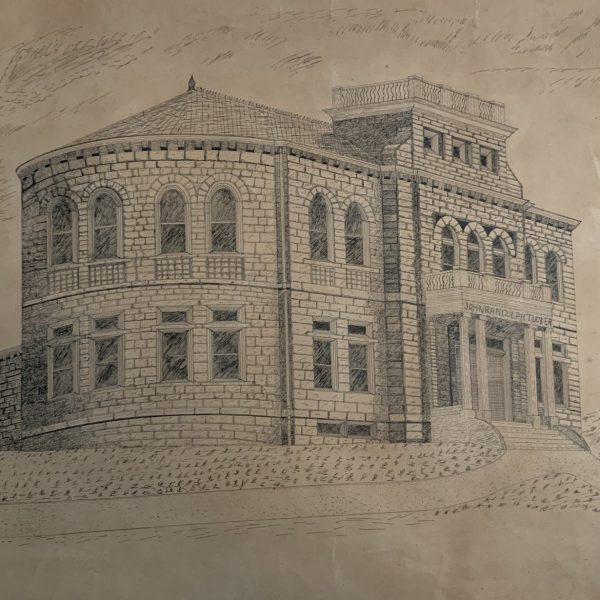 Tucker Hall, Washington & Lee