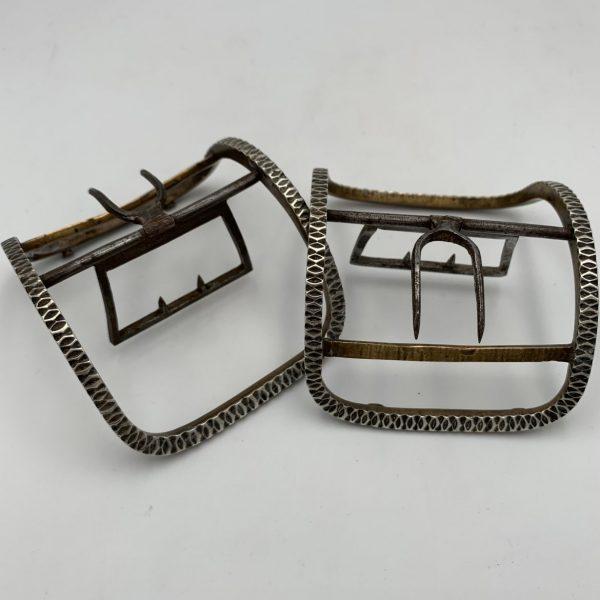 18th Century Shoe Buckles