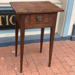 image of New England Cherry Pembroke Table